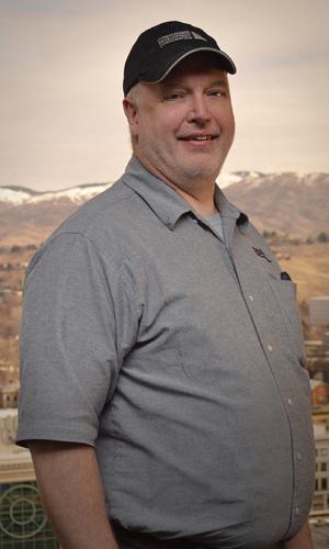 Scott Cusic-Maintenance Team Lead
